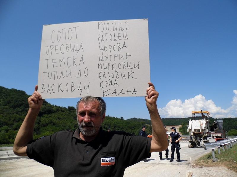 Photo of Nakon protesta, Temštani održali sastanak sa Koridorima, rešenje na vidiku
