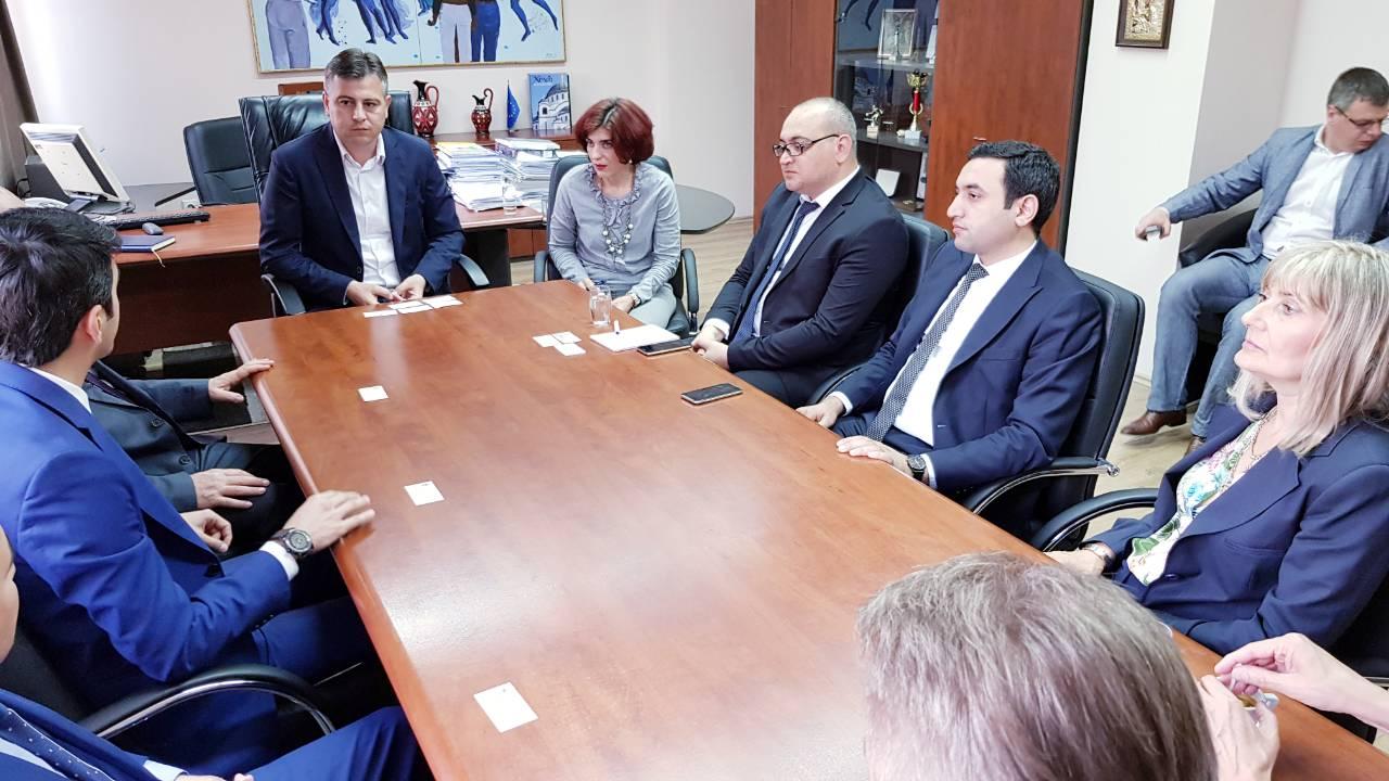 Photo of Delegacija Azerbejdžana i Ministarstva privrede posetila Pirot