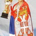 Mladi Piroćanac Vuk Manić vicešampion sveta u kjokušinkaiju