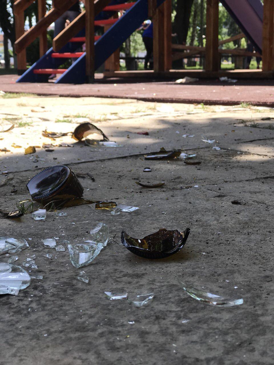 Photo of SRAMOTA: Vandali divljali na novom dečjem igralištu