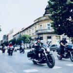 Bajkeri defilovali centrom grada na oduševljenje Piroćanaca (FOTO)