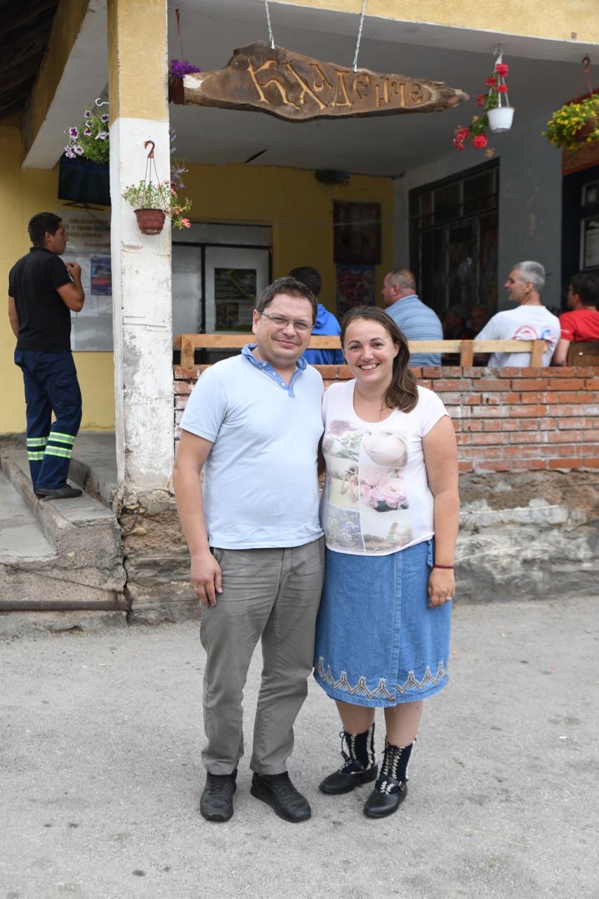 Photo of Sa primorja došla u Pirot i Dojkince, oduševljena Starom planinom