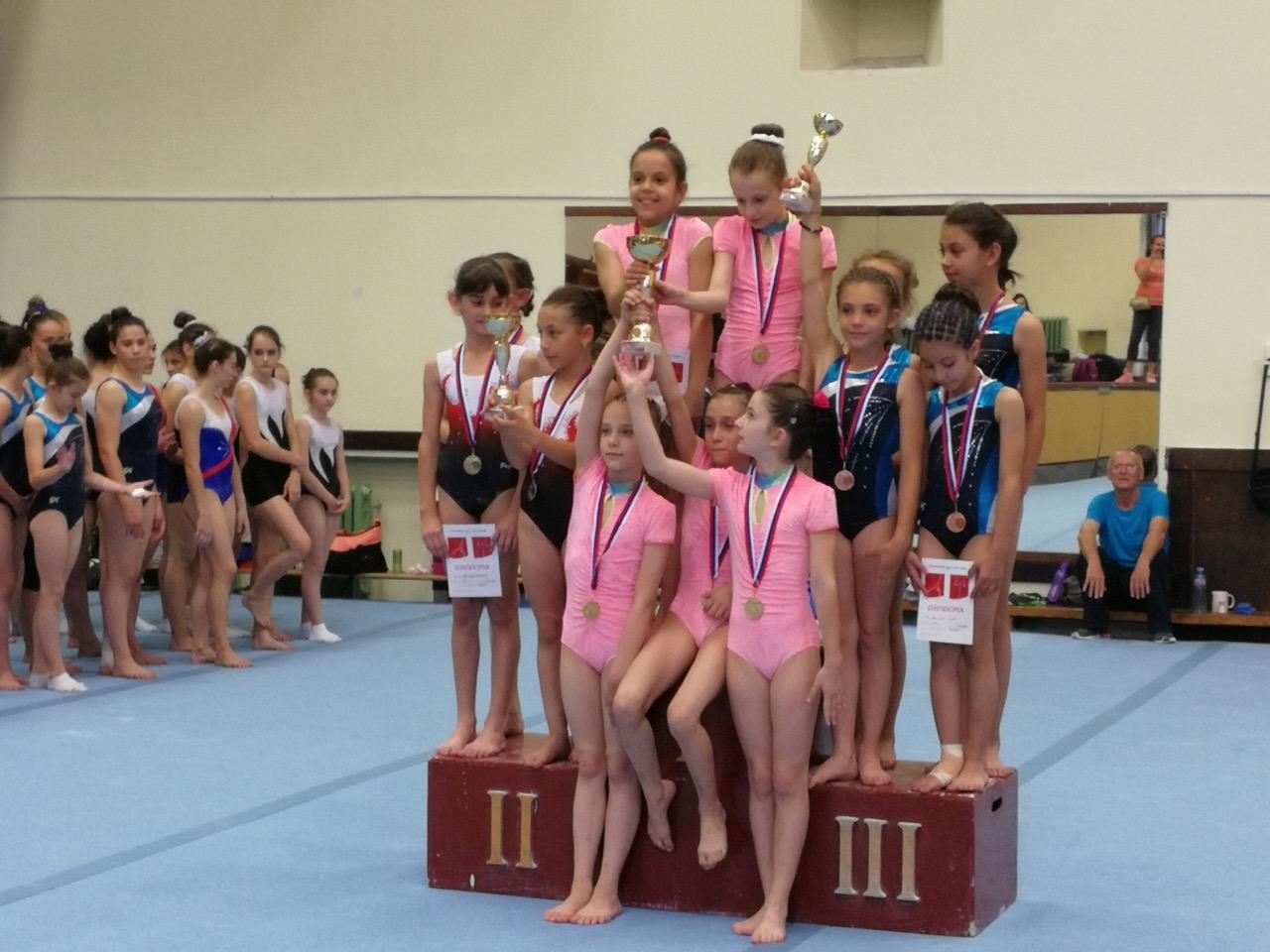 Photo of Pirotski gimnastičari veoma uspešni na Državnom prvenstvu u Novom Sadu
