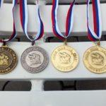 Džudisti odlični u Jagodini, na polusezoni 27 medalja, od toga deset zlatnih