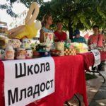 Humanitarna akcija škole Mladost
