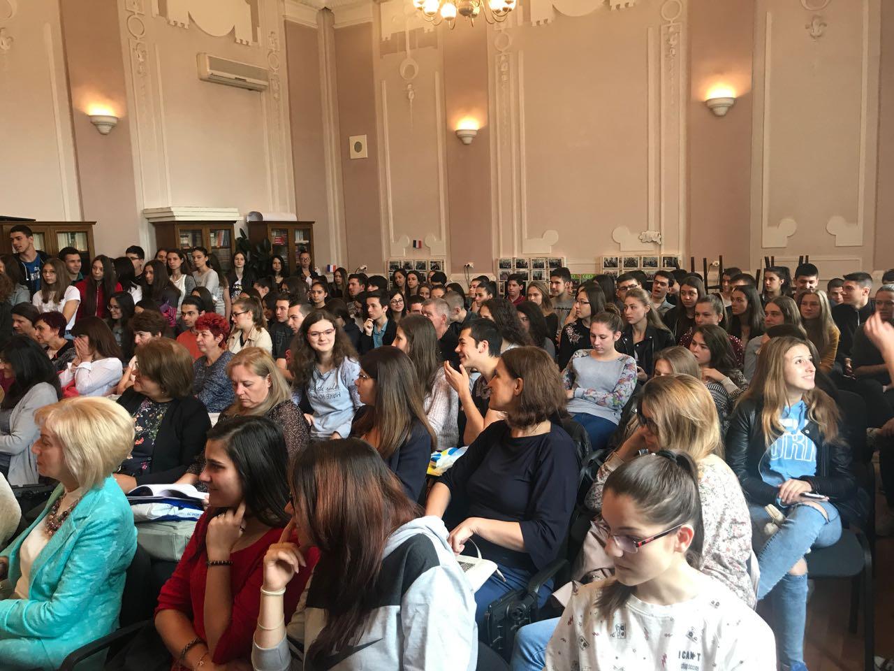 Photo of Gimnazija: Priznanja najboljima – 23 učenika donelu neku od prve tri republičke nagrade