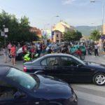 I u Pirotu protest vozača zbog poskupljenja goriva