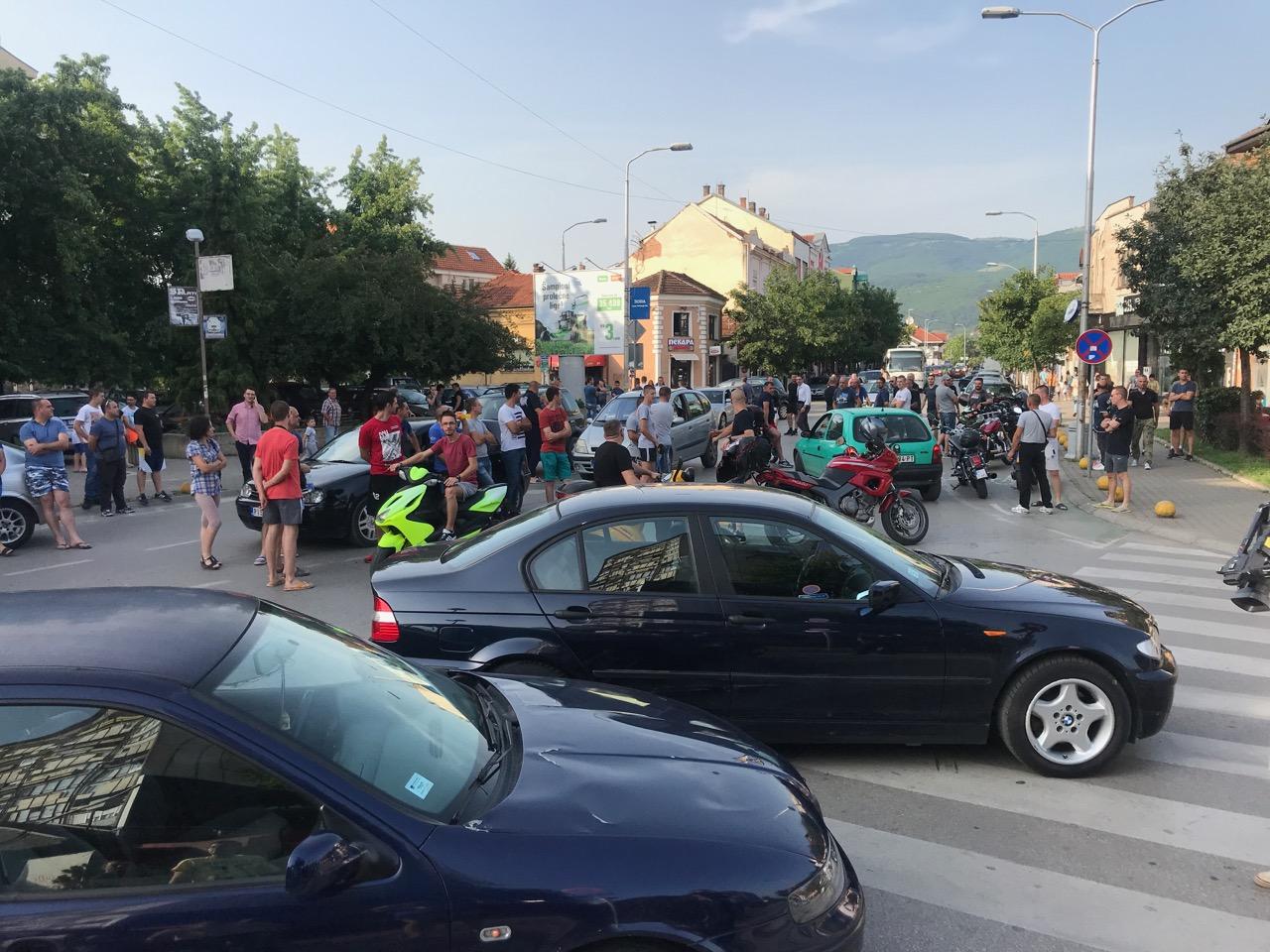 Photo of I u Pirotu protest vozača zbog poskupljenja goriva