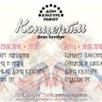 Koncerti svih sekcija Doma kulture u petak i subotu
