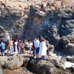 Krštenje u Atlantskom okeanu