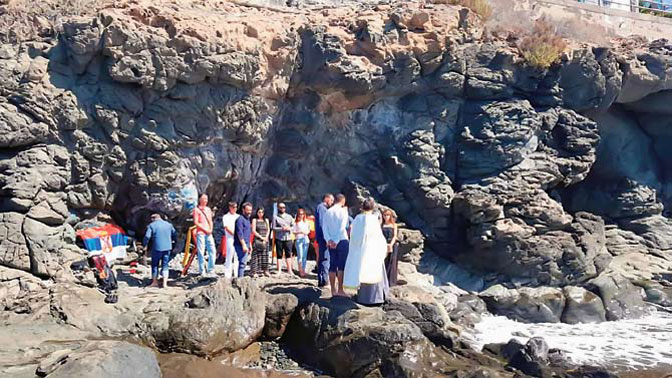 Photo of Krštenje u Atlantskom okeanu