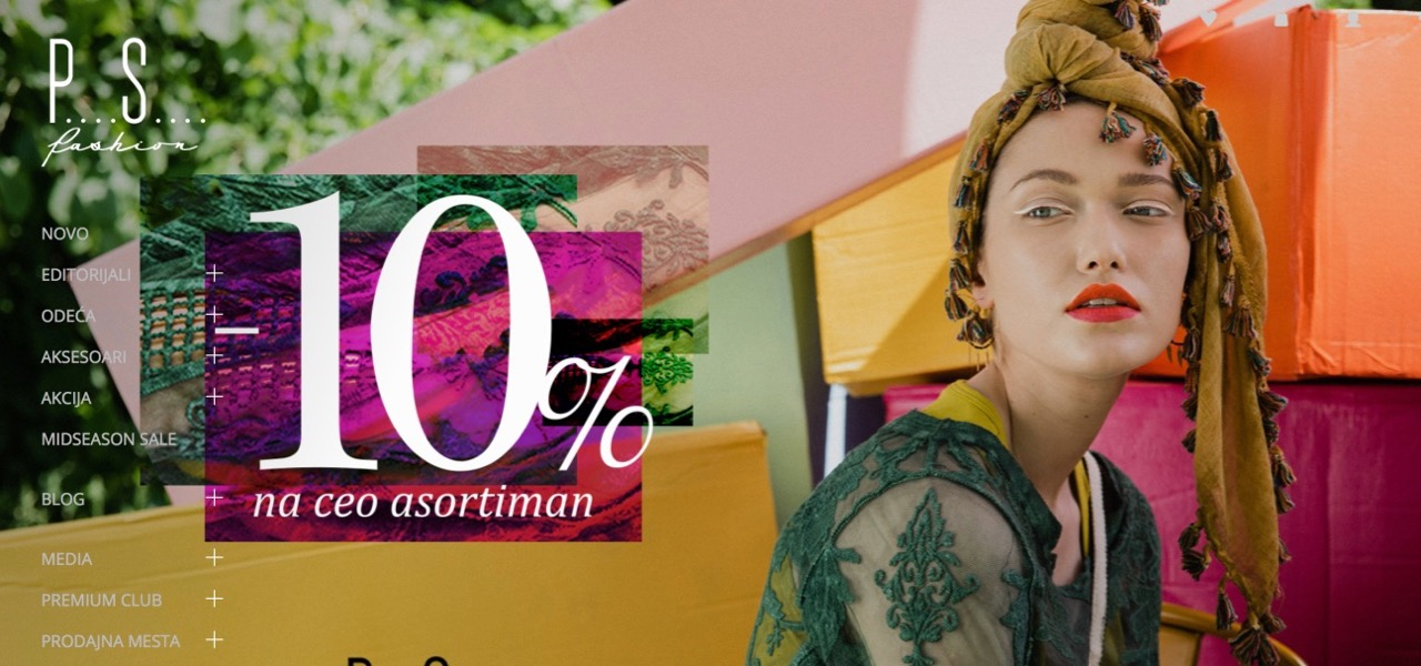 Photo of U PS fashion radnji u Pirotu 10 posto popusta na ceo asortiman