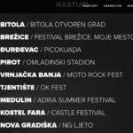 S.A.R.S. u Pirotu nastupa 6. jula u okviru Pirotskog kulturnog leta