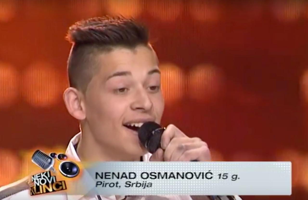 """Photo of Mladi talentovani Piroćanac u finalu pevačkog takmičenja """"Neki novi klinci"""""""