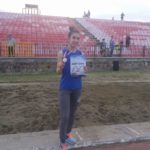 Neda Cvetković treća u troskoku – skočila 9.43 metra
