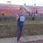 Neda Cvetković treća u troskoku - skočila 9.43 metra