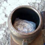 Zlato i srebro sakriveno u zarđaloj hidrauličnoj dizalici