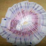 Neprijavljenih 47.000 evra u džepu pantalona