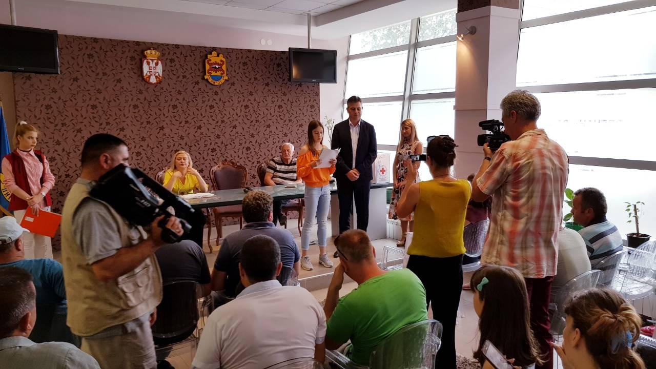 Photo of Pirot medju tri najhumanija grada u zemlji kada je o dobrovoljnom davalaštvu krvi reč