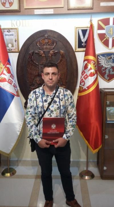Photo of Vojska uručila zahvalnice Muzeju Ponišavlja