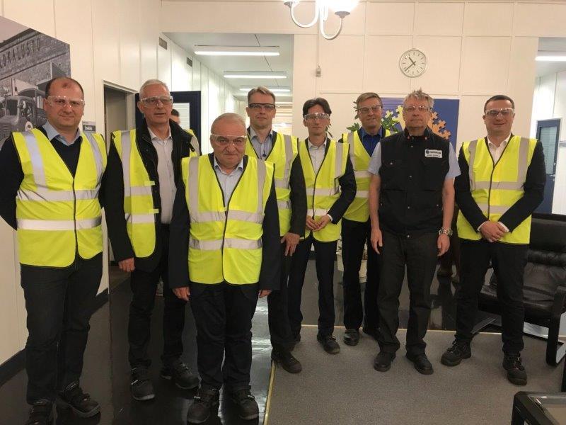 Photo of Strateško partnerstvo u oblasti proizvodnje gumeno-tehničke robe sa Fincima