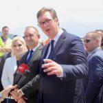 Vučić u Dimitrovgradu: Srbija će graditi najbolje moguće odnose sa Bugarskom