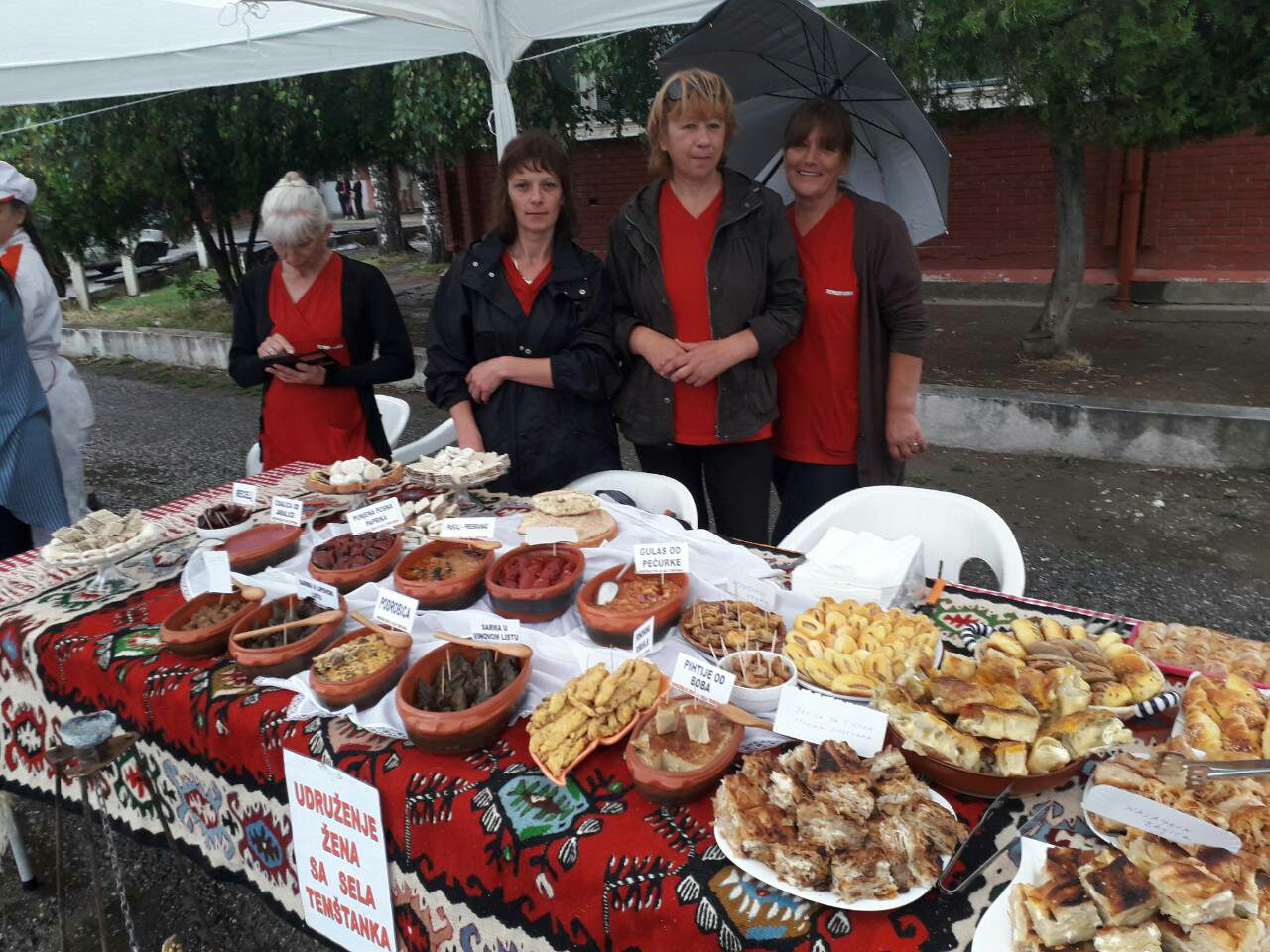 Photo of Dva zlata za Temštanke na gastronomskom festivalu u Nišu