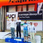 Pirotski biciklista osvojio srebro na trci u Crnoj Travi