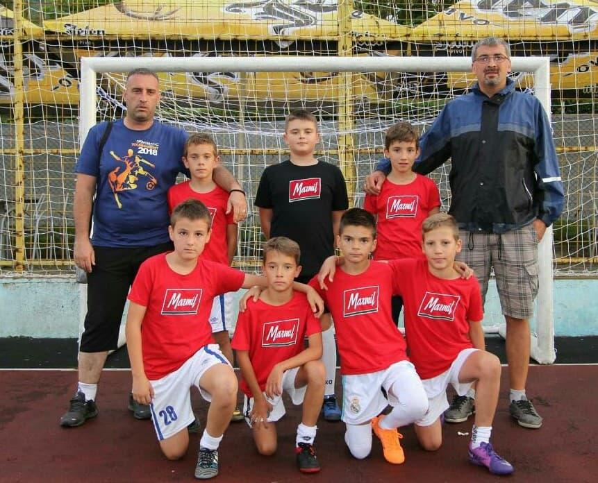 Photo of Mladi fudbaleri Radničkog-Marmil osvojili turnir u Dimitrovgradu