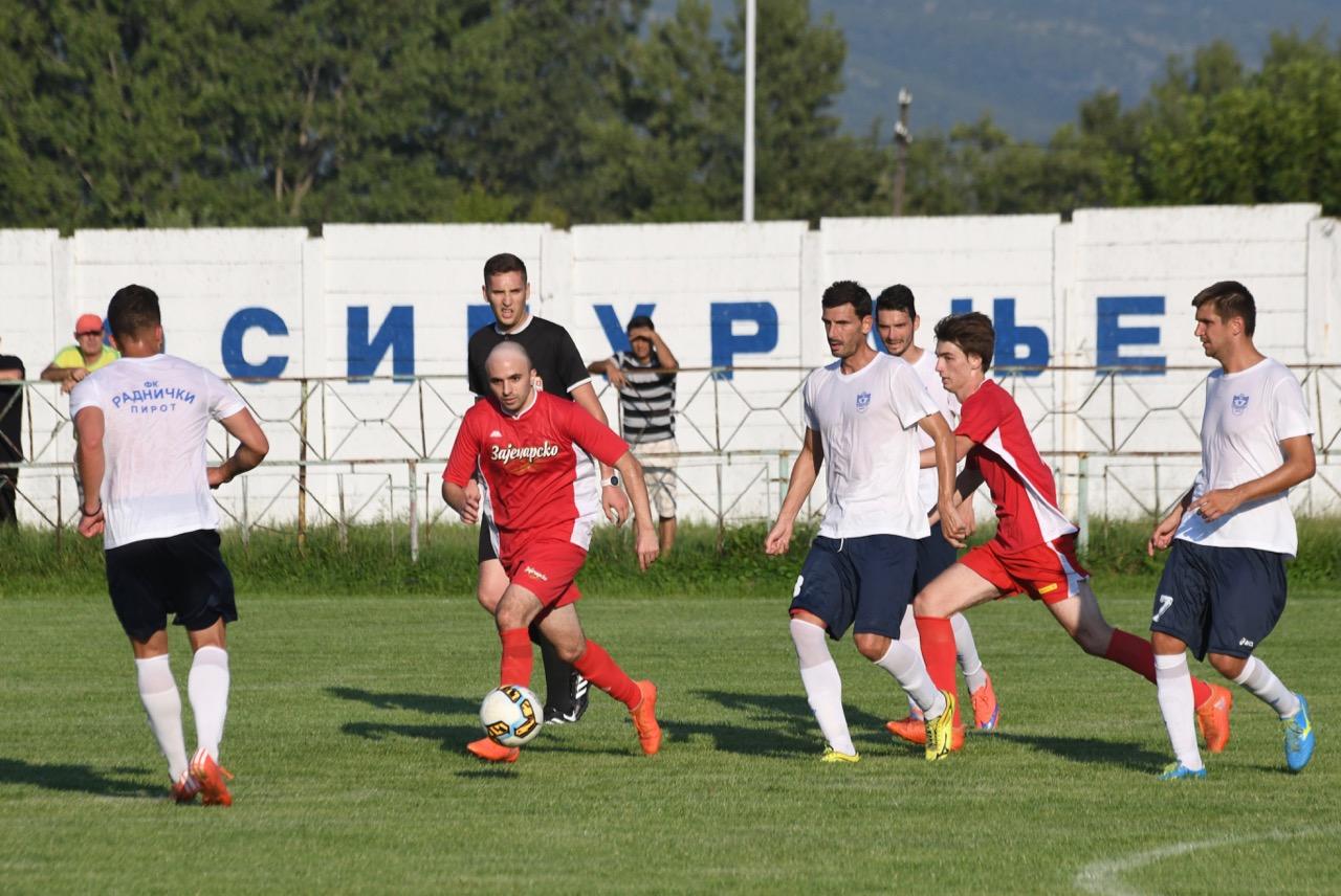 Photo of Radnički ušao u seriju pripremnih utakmica pred prvenstvo