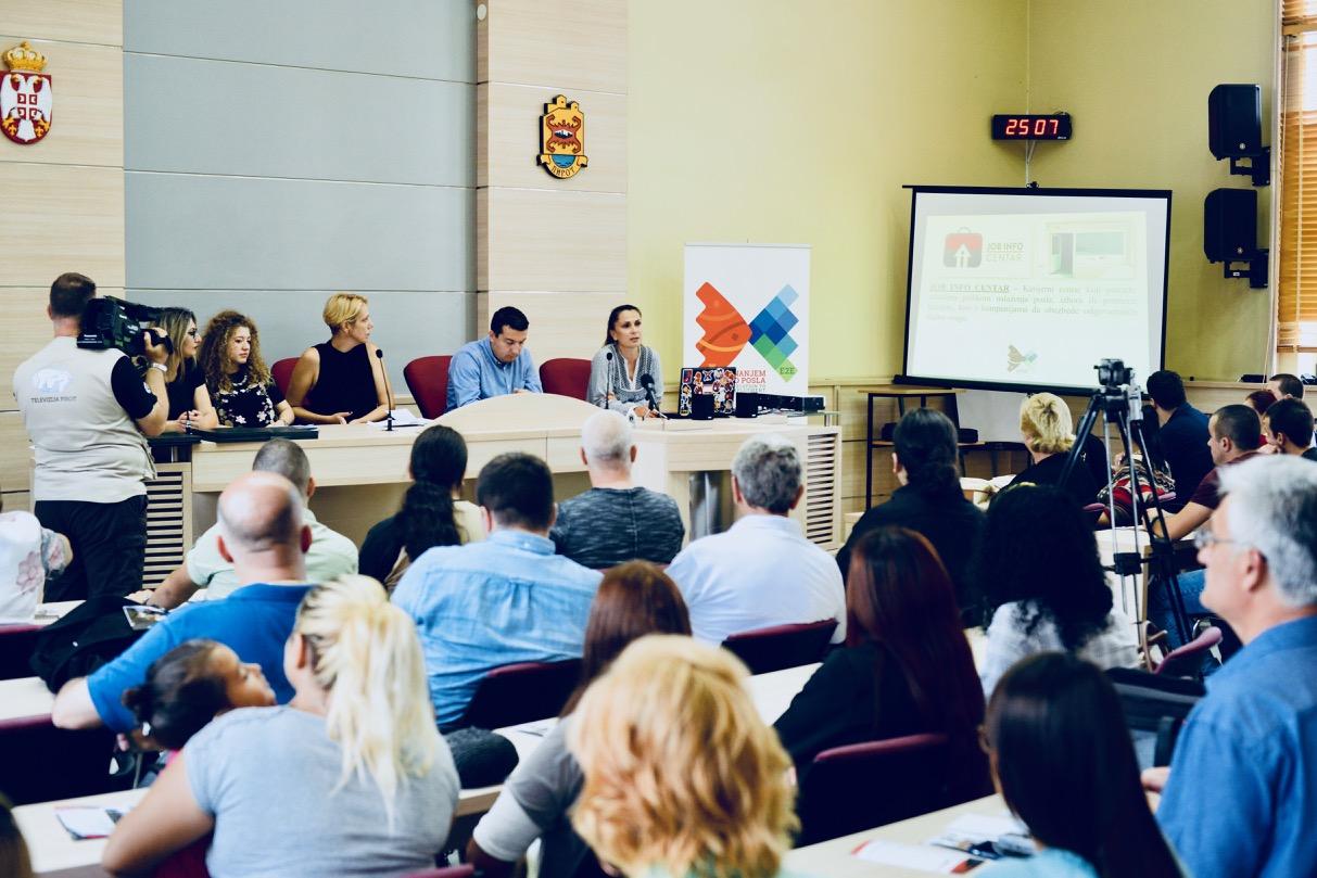 Photo of Novi krug obuke mladih nezaposlenih – prijave u Job info centru u Pirotu