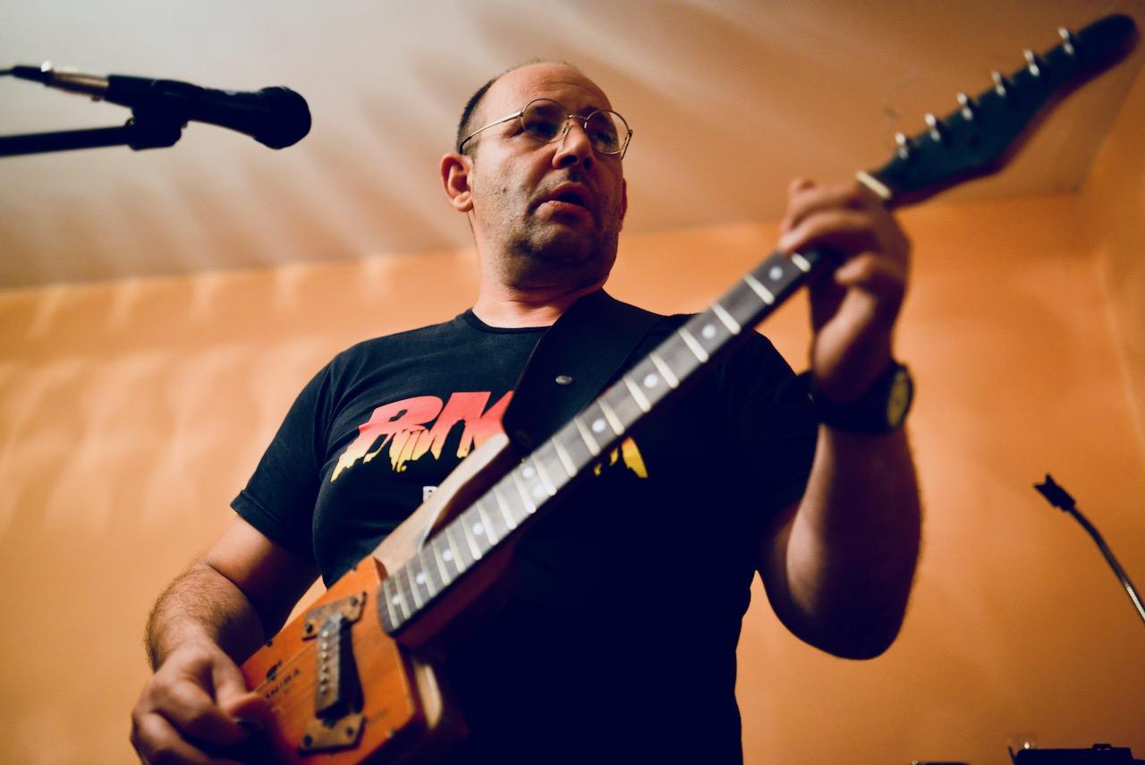 Photo of Pirotski bluzeri iz benda Rusty strings na ovogodišnjem Nišvil džez festivalu