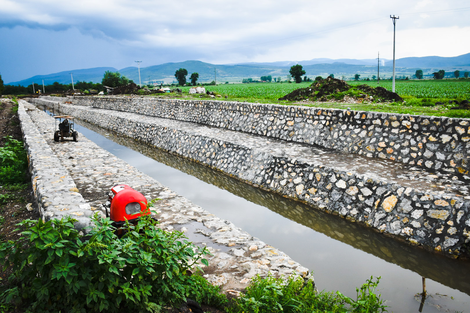 Photo of Grad redovno održava kanale i vodotokove