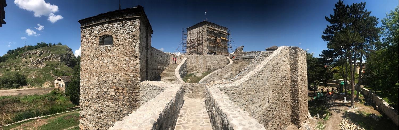 Photo of EU u partnerstvu sa Gradom Pirotom vraća srednjovekovnoj tvrđavi stari sjaj