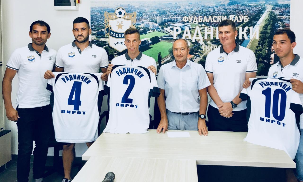Photo of Radnički se pojačava, vratili se Ristov, Vlajković, Stefan Marković
