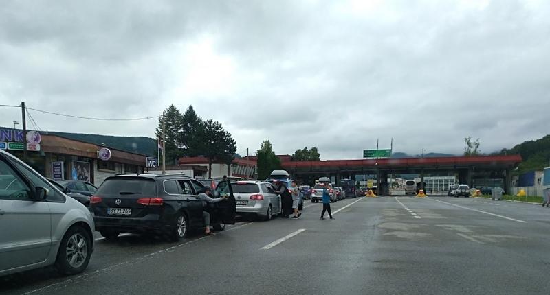 Photo of Na graničnom prelazu Gradina bez gužvi