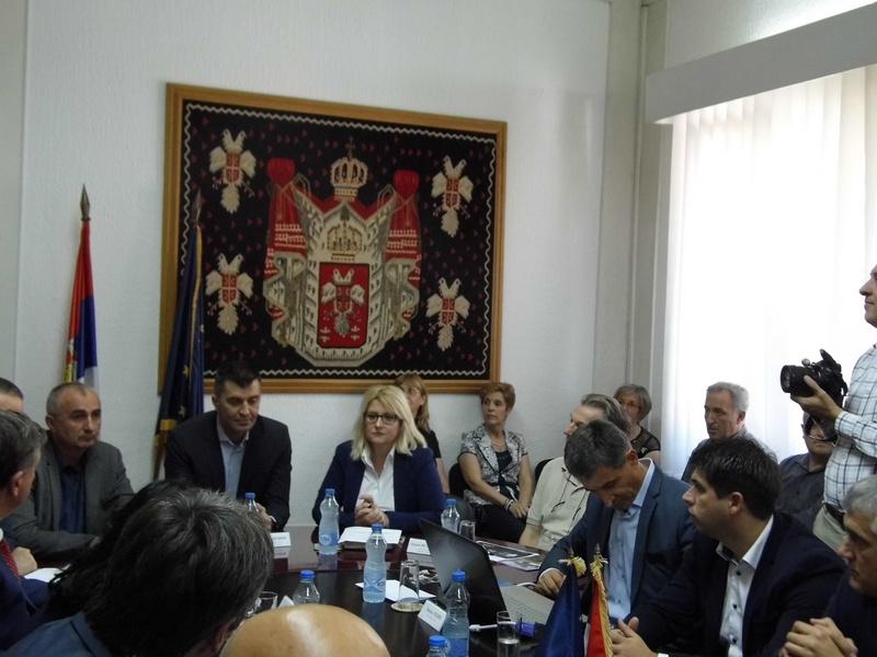 Photo of Ministar Đorđević: Veća naplata poreza donosi boljitak