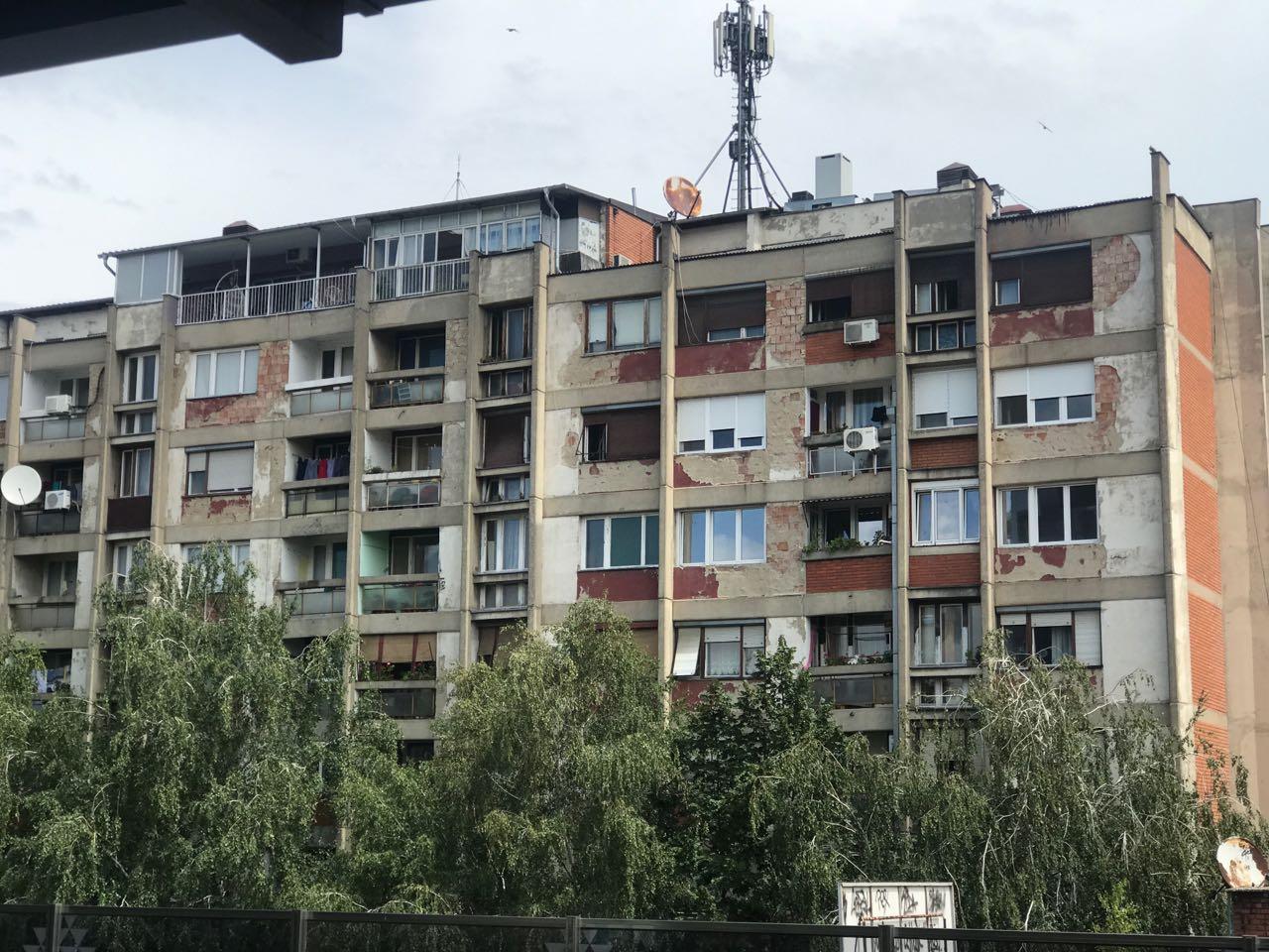 Photo of Počinje uređenje fasada u gradu, najpre u ulicama Knjaza Miloša i Vojvode Stepe