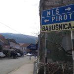 Od Pirota do Babušnice-preko Palanke