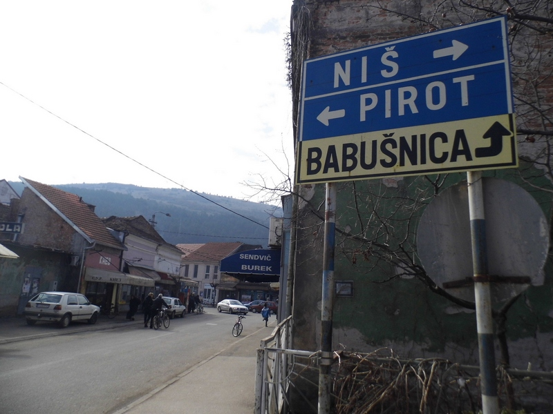 Photo of Od Pirota do Babušnice-preko Palanke