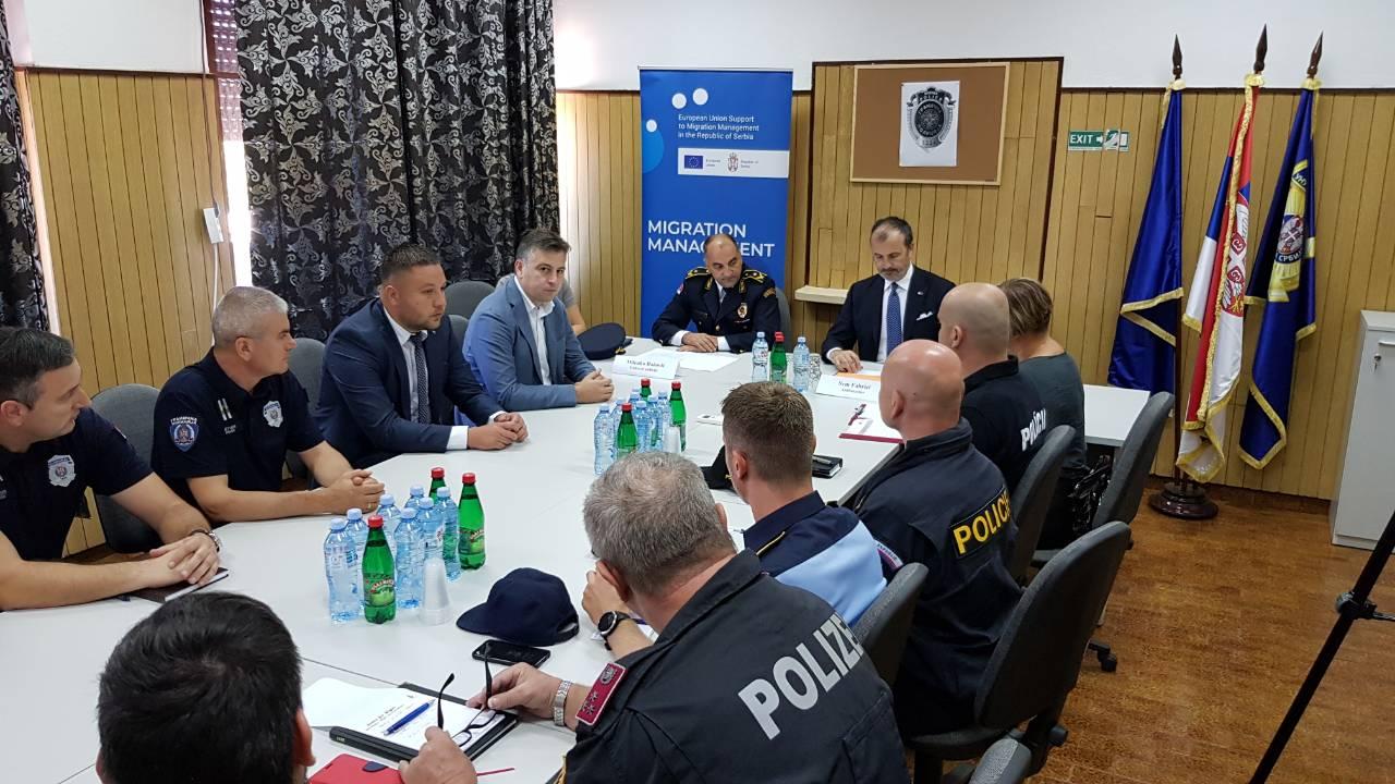 Photo of EU pomaže Srbiji u kontroli granice – donacija opreme vredne milion evra