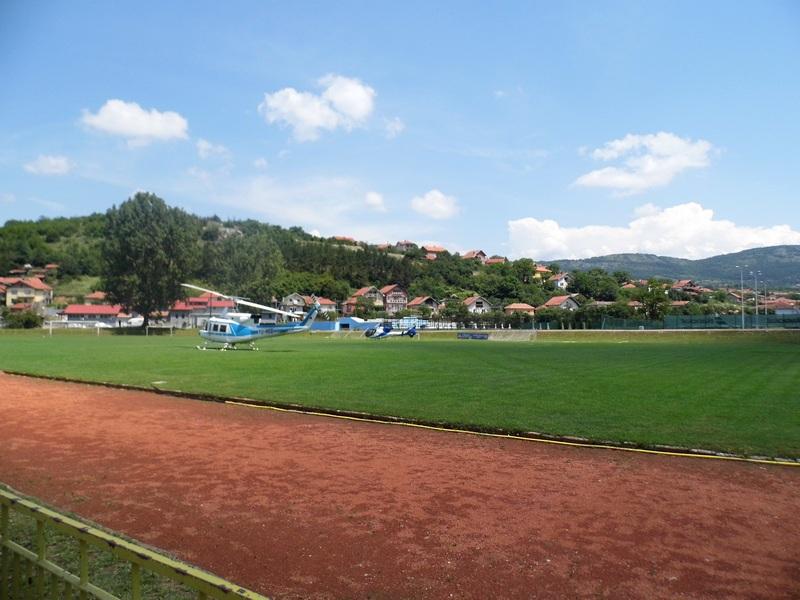 Photo of Dimitrovgrad:Počinje Međunarodni atletski kamp!