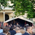 Vasić na prijemu povodom Dana nezavisnosti SAD. Ambasador Skat: Pirot je moj omiljeni mali grad u Srbiji