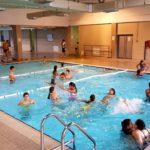 Besplatna škola plivanja na Zatvorenom bazenu, dnevno najmanje 500 posetilaca