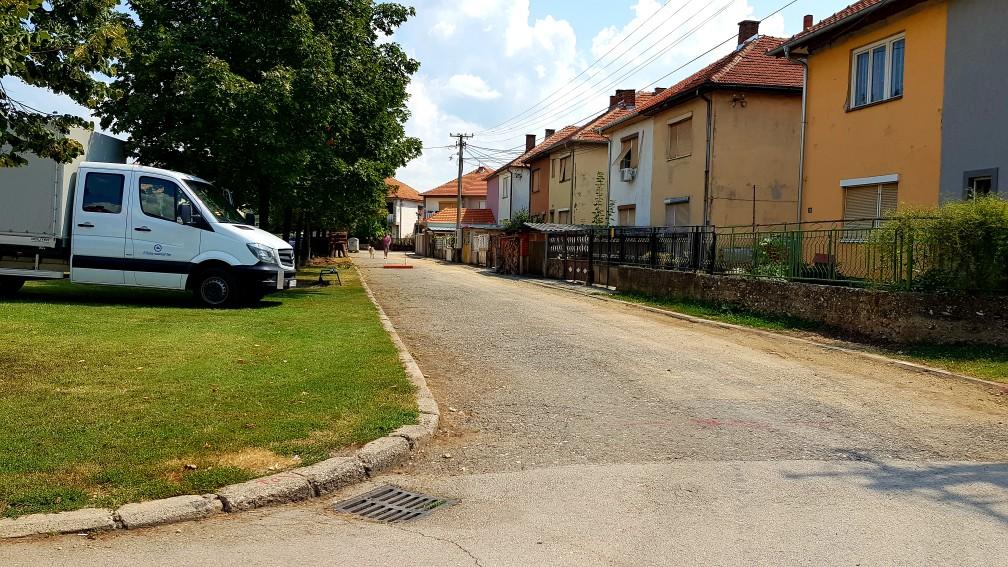 Photo of Uskoro početak radova na asfaltiranju kraka Partizanske ulice