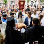 Episkop Arsenije čestitajući Piroćancima gradsku slavu  poručio: Pirot da i dalje napreduje