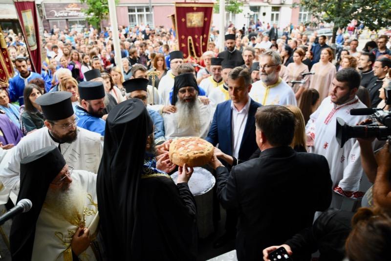 Photo of Episkop Arsenije čestitajući Piroćancima gradsku slavu  poručio: Pirot da i dalje napreduje
