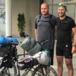 Biciklama obilaze Srbiju – oduševljeni Pirotom, čistoćom grada i prirodnim lepotama