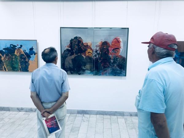 """Photo of """"Nemoguće bekstvo"""" – radovi Jovana Spasića u galeriji """"Čedomir Krstić"""""""