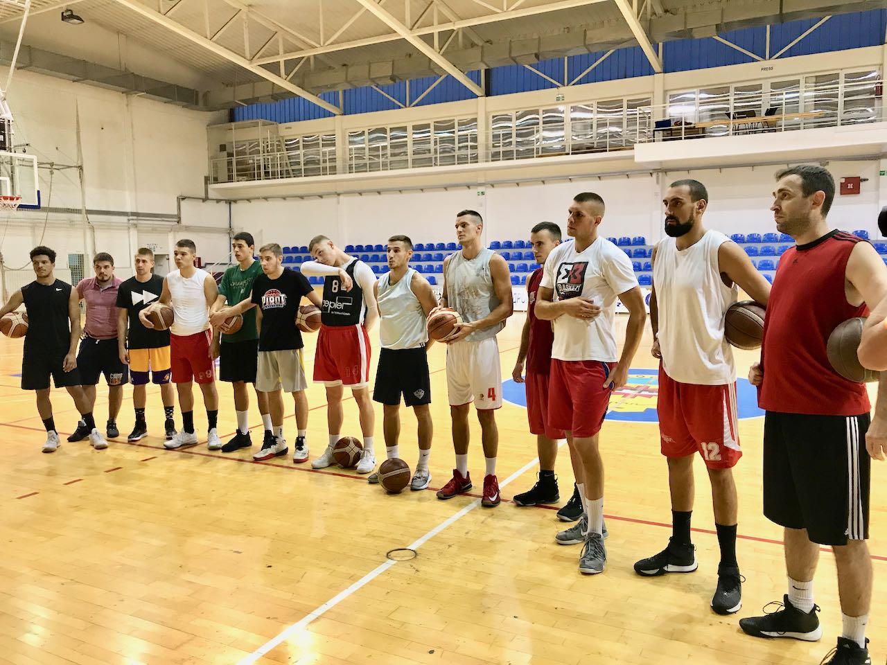 Photo of Košarkaši krenuli sa pripremama za predstojeću sezonu, predstavljena pojačanja